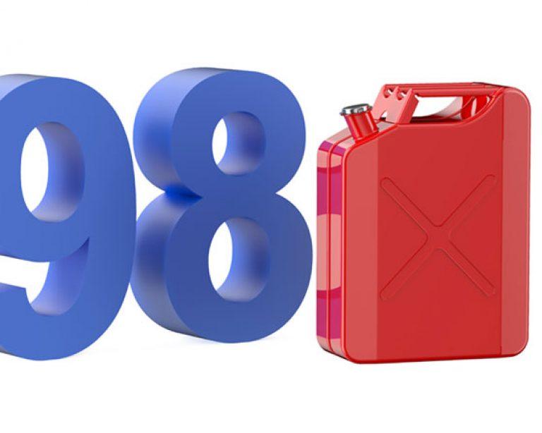 Gasoline 98